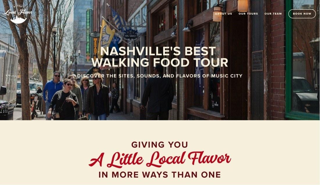 A Little Local Flavor - Nashville Food Tour